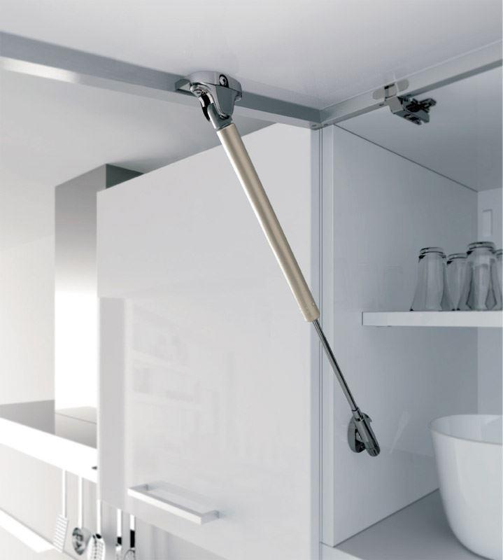 Installing Kitchen Cabinet Doors: Cabinet Door Gas Strut Stay 100N Soft Close Hinge