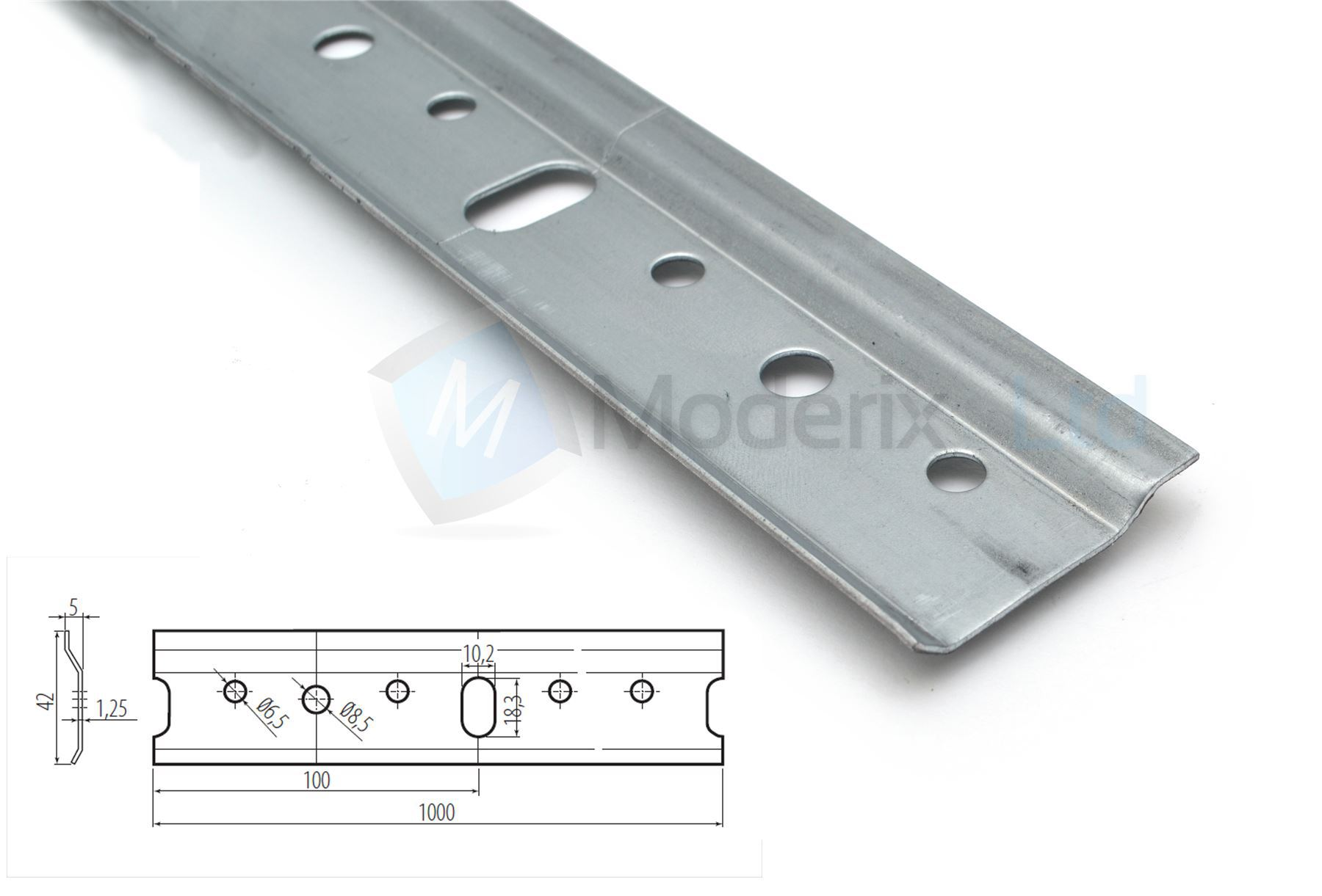 Wall cabinet mounting hardware