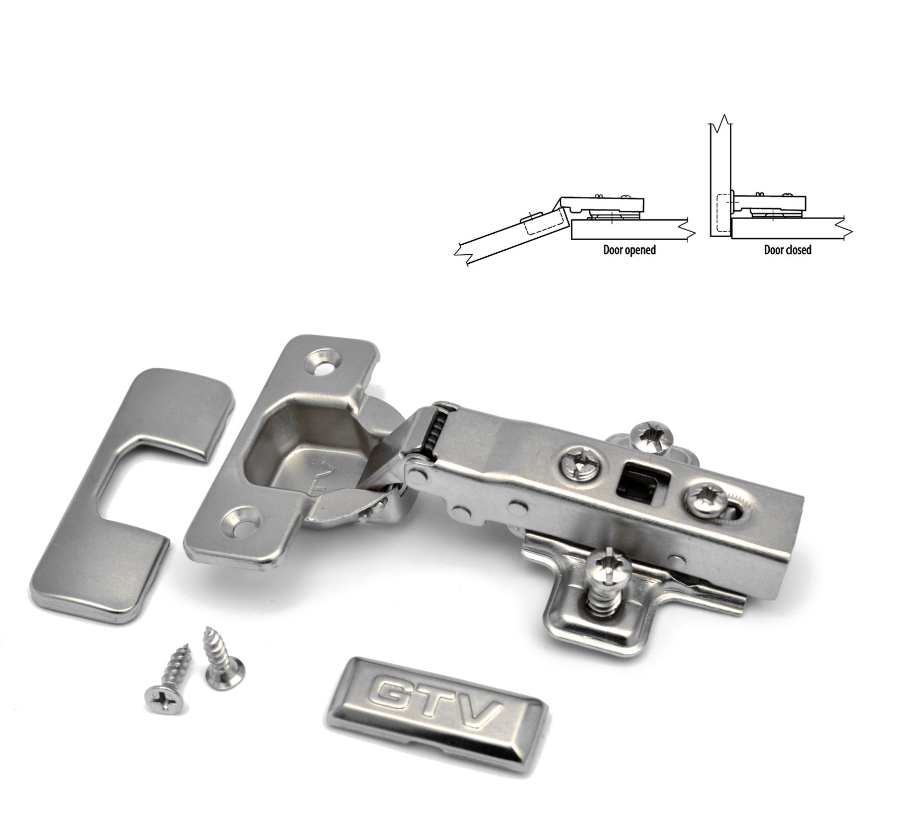 Kitchen Door Hinges B Amp