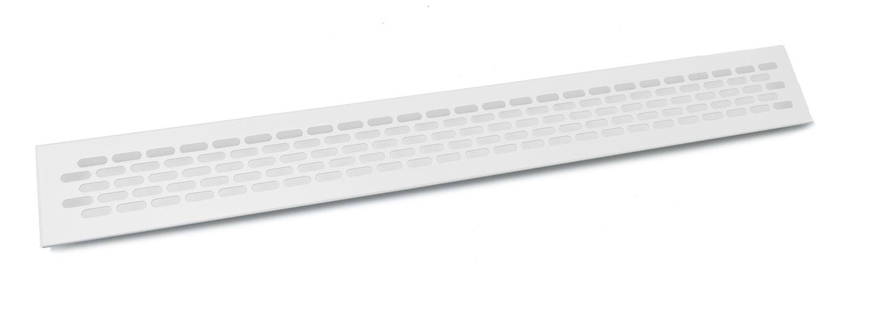 chrome bross blanc plinthe cuisine grille ventilation plan de travail chaleur ebay. Black Bedroom Furniture Sets. Home Design Ideas