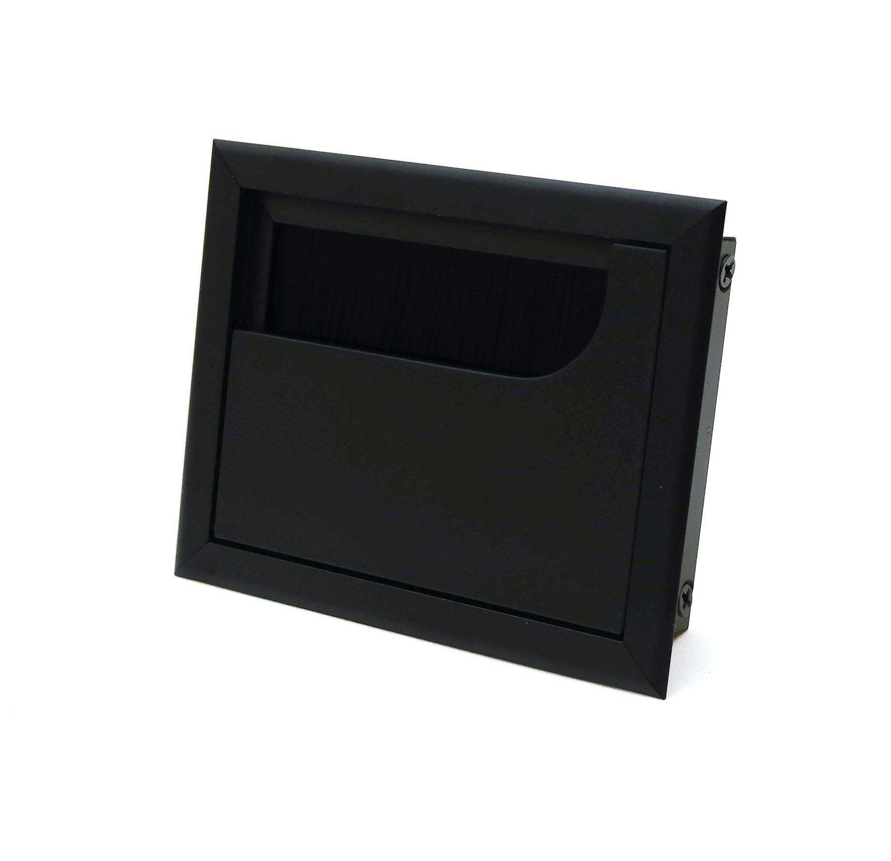 passe cable grommet passe fil metal design diam tre 60mm ou 80mm ou usb ebay. Black Bedroom Furniture Sets. Home Design Ideas