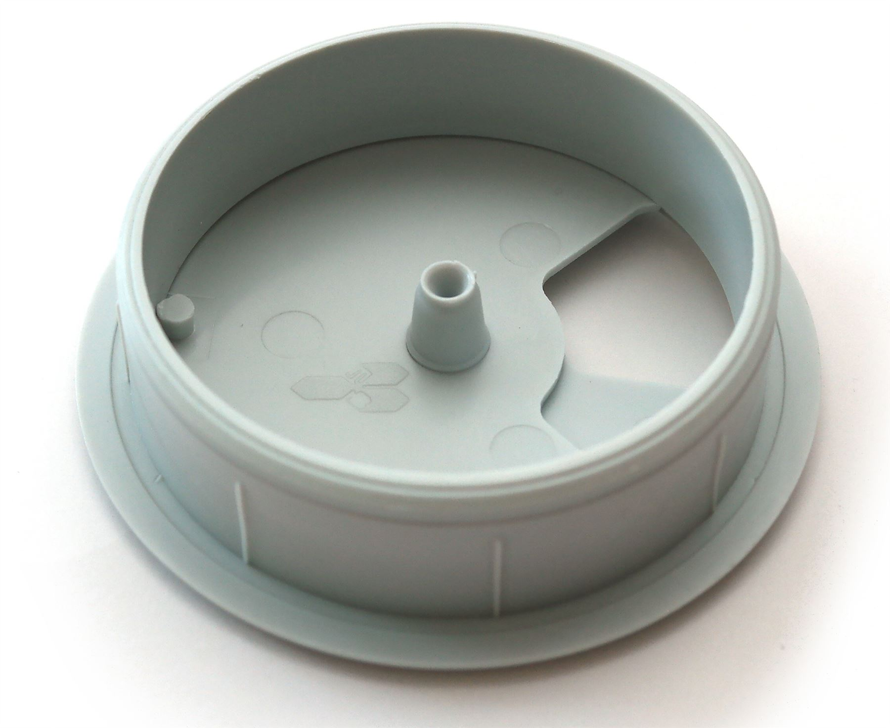60mm-pc-computer-Scrivania-da-PLASTICA-PASSACAVO-tabella-cavo-ordinato-wire-Hole-copertura miniatura 34