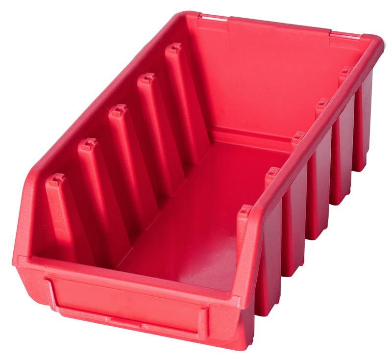 Ergo-Bleu-Noir-Rouge-Bac-de-rangement-Bacs-en-plastique-Toutes-les-tailles miniature 24