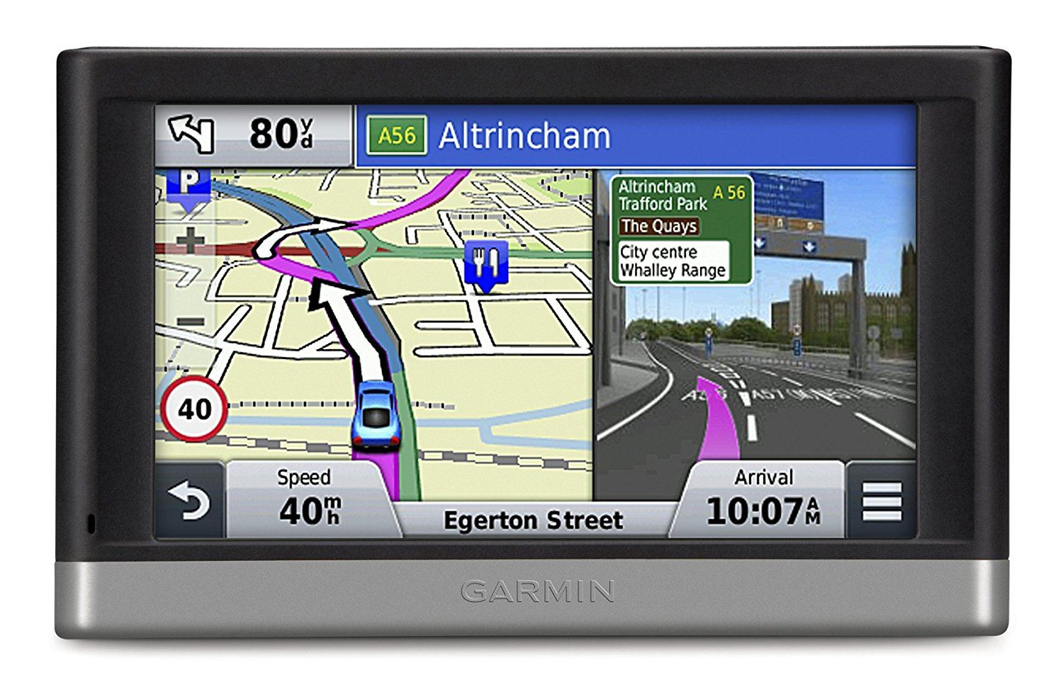 garmin nuvi 2548 lmt d 5 gps sat nav uk w europe lifetime maps traffic 753759999681 ebay. Black Bedroom Furniture Sets. Home Design Ideas