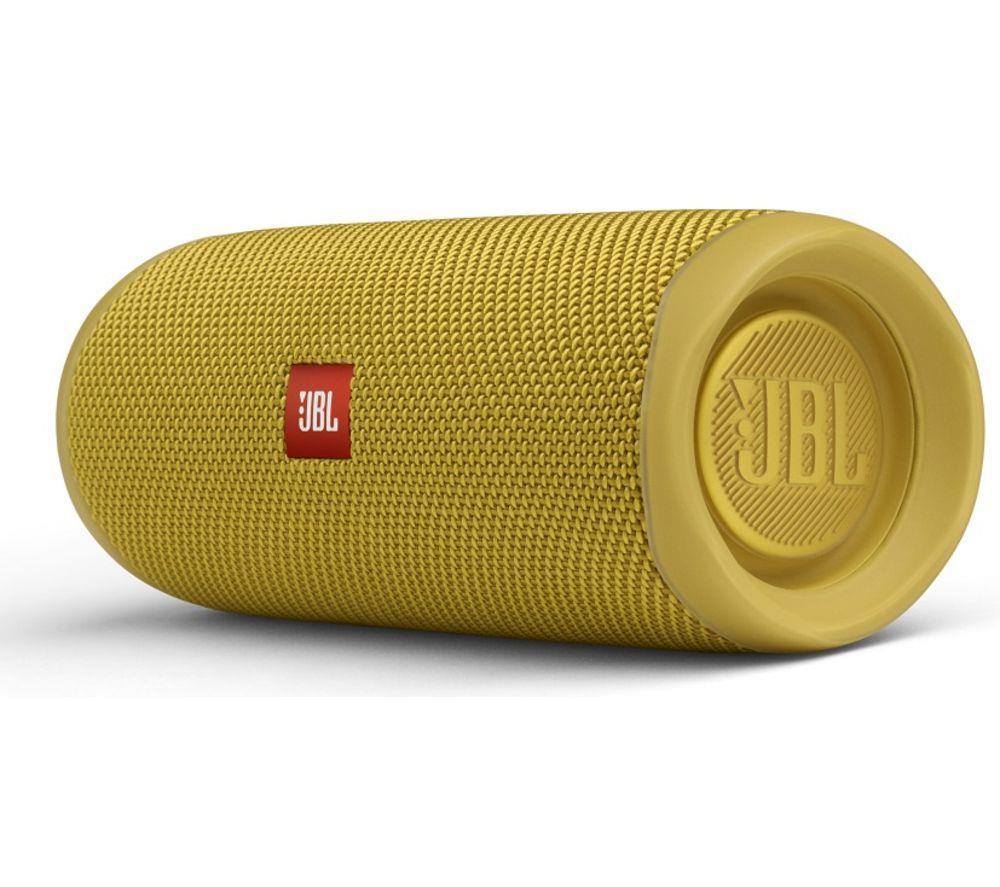 JBL-Flip-5-Portable-Waterproof-Bluetooth-PartyBoost-Speaker-Black-amp-Colours miniatura 48