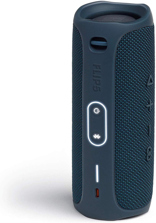 JBL-Flip-5-Portable-Waterproof-Bluetooth-PartyBoost-Speaker-Black-amp-Colours miniatura 28