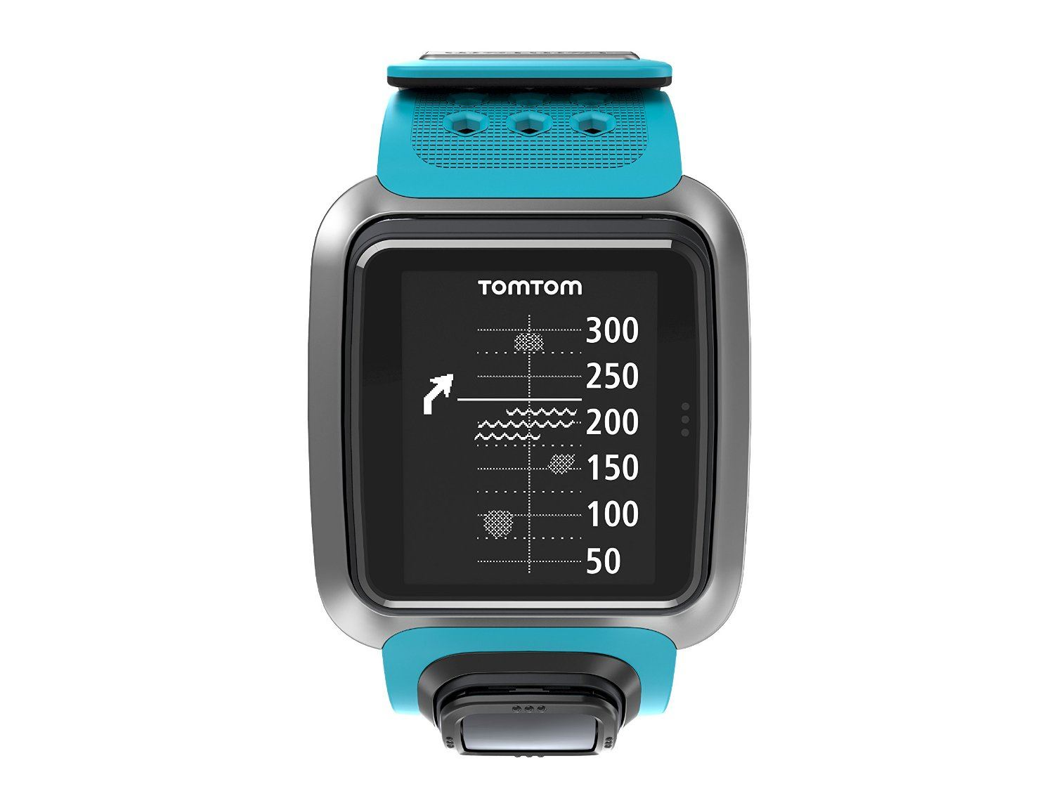 tomtom golfer gps bluetooth waterproof golf watch distance. Black Bedroom Furniture Sets. Home Design Ideas