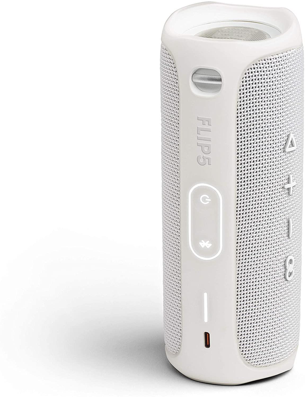 JBL-Flip-5-Portable-Waterproof-Bluetooth-PartyBoost-Speaker-Black-amp-Colours miniatura 44