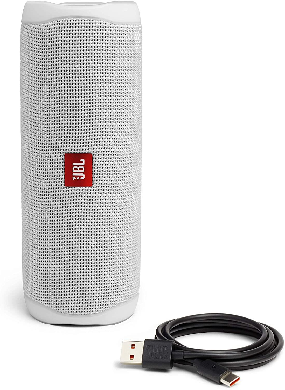 JBL-Flip-5-Portable-Waterproof-Bluetooth-PartyBoost-Speaker-Black-amp-Colours miniatura 46