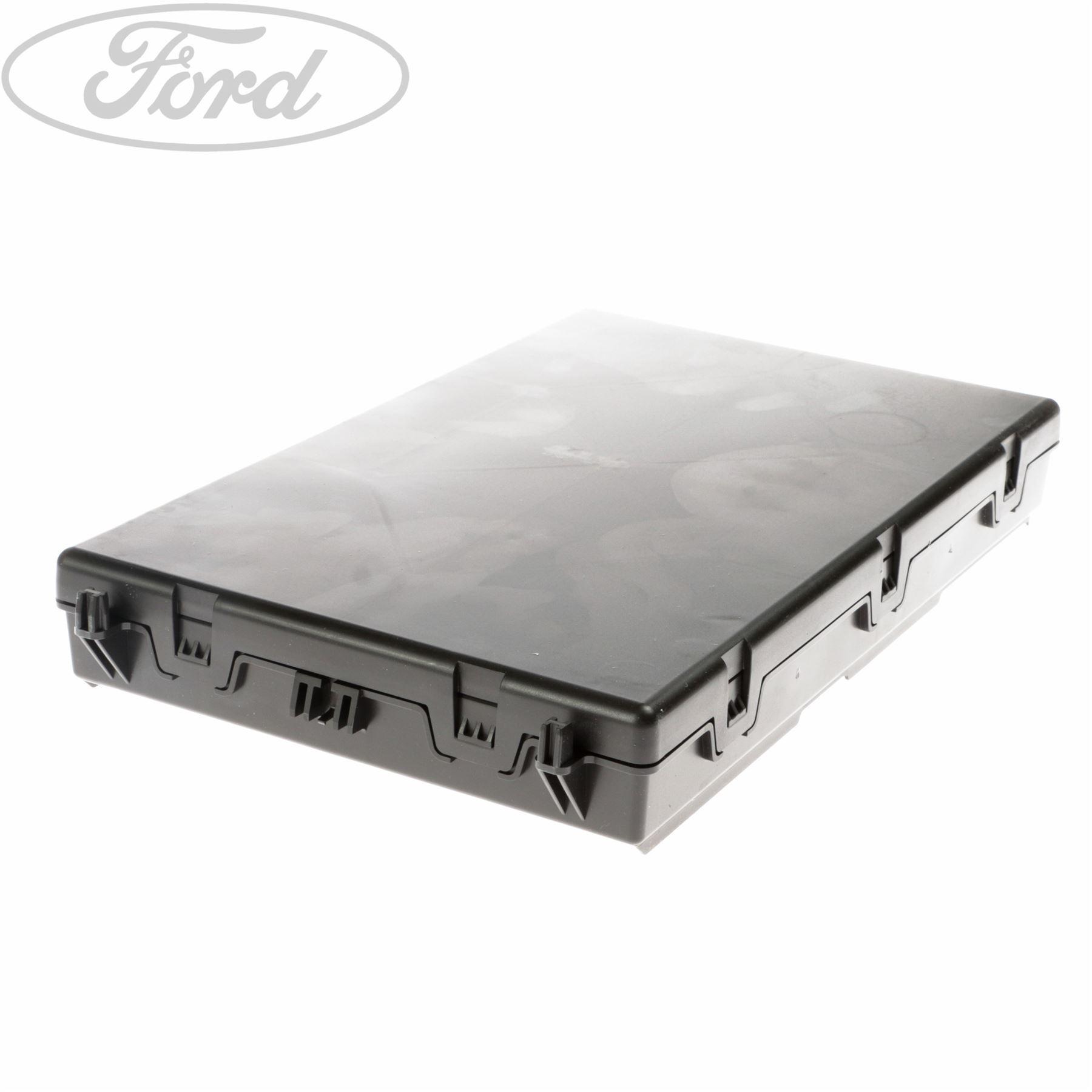 Genuine Ford Transit Mk7 Fuse Junction Panel 2019449 Ebay Mk6 Box