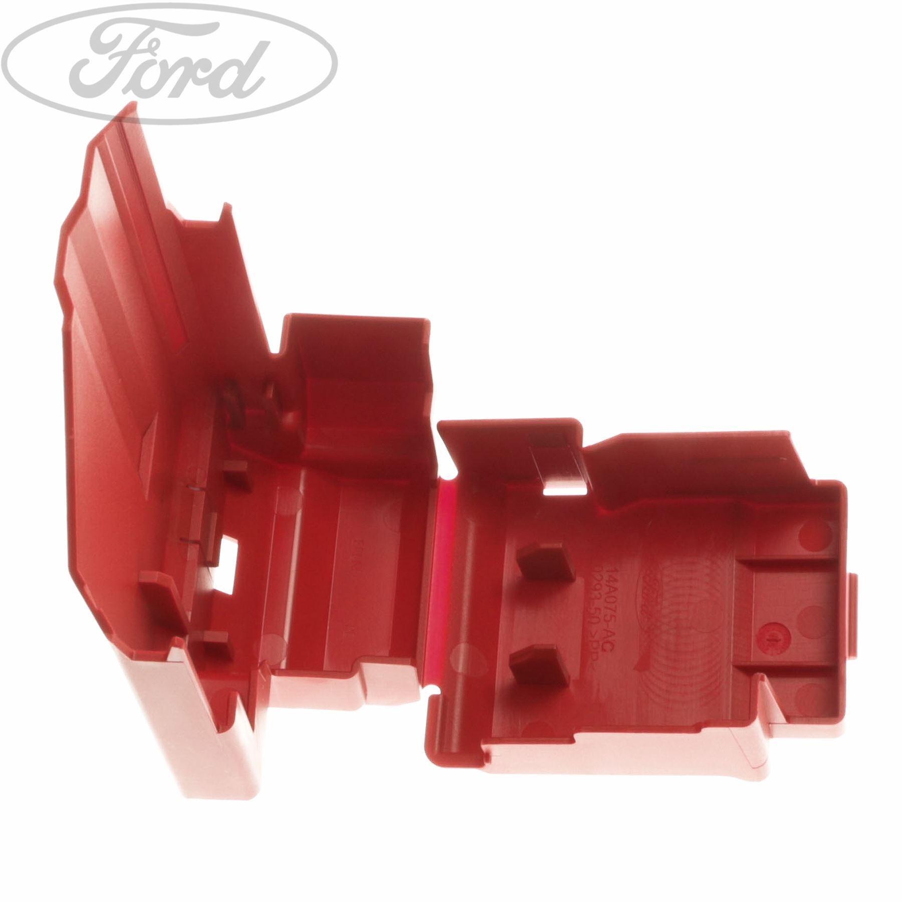 Genuine Ford Fiesta Mk7 Fuse Box Cover 1832217 Ebay Diagram