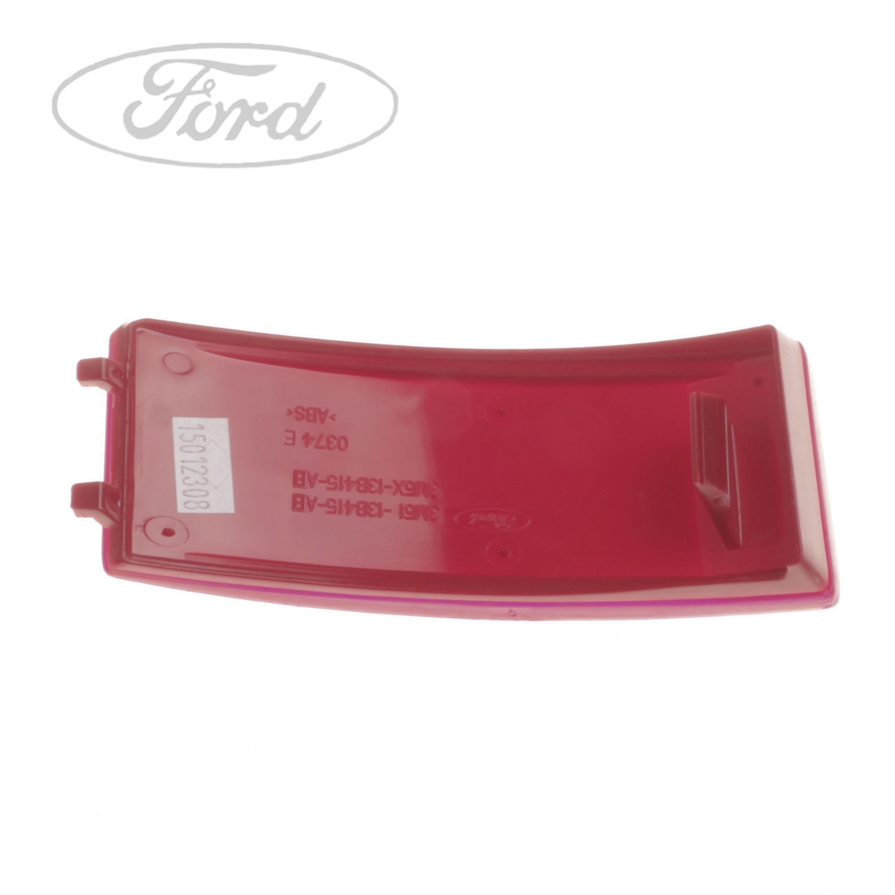 Genuine Ford C-Max Focus C-Max Rear N//S Lamp Light Reflector Plate 1222991