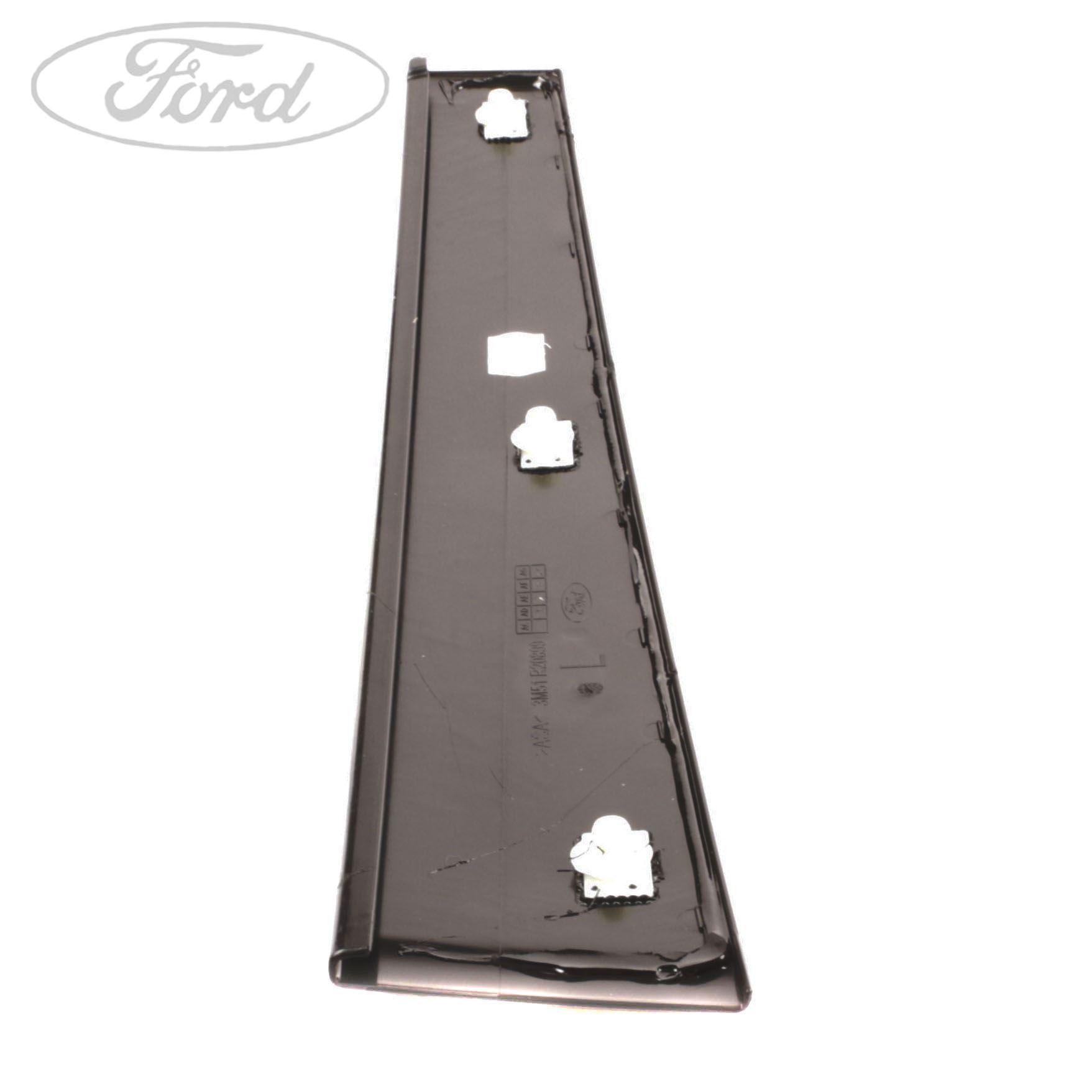 Genuine Ford C-Max Focus C-Max N//S Door Window Frame Moulding 1360891