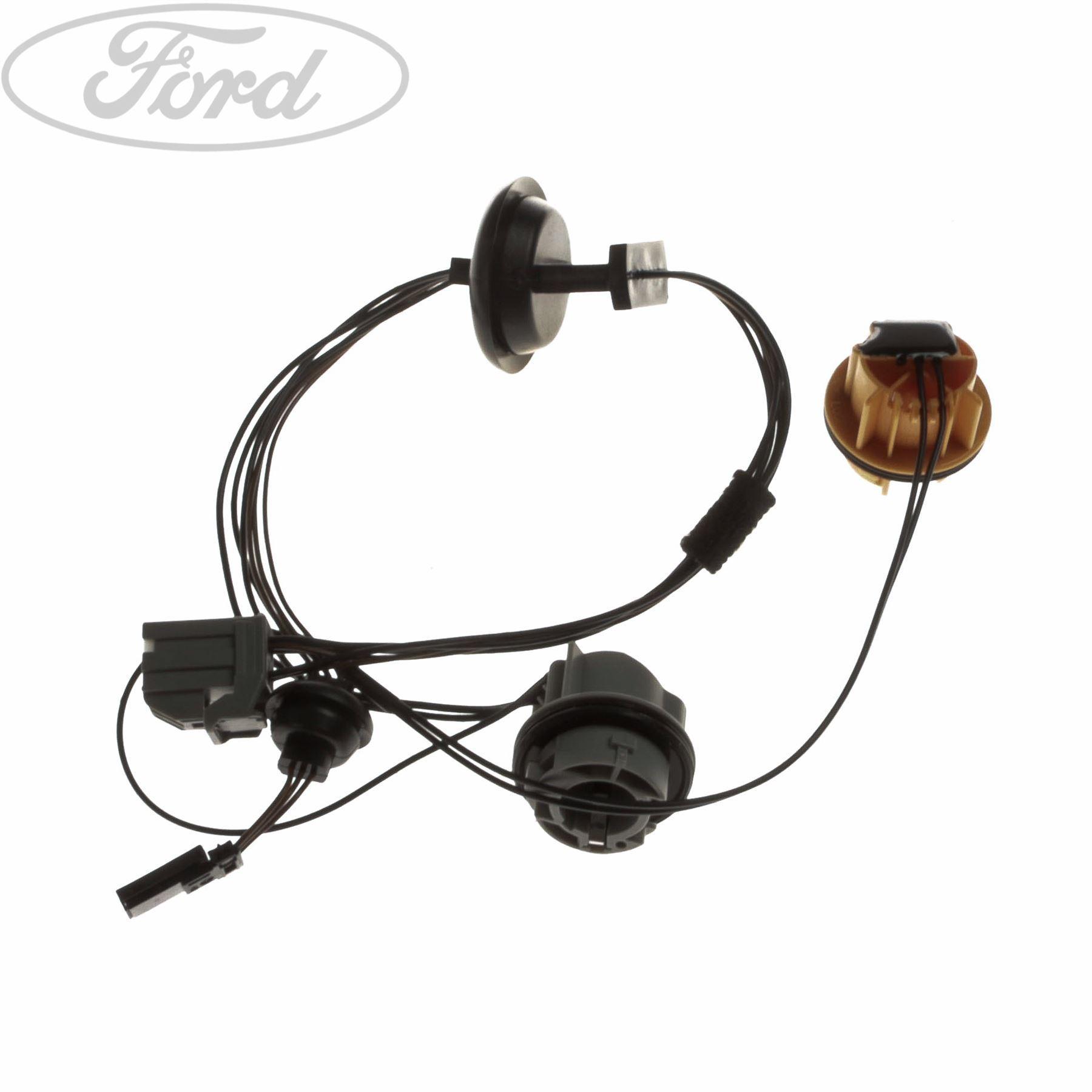 Genuine Ford Focus Mk2 Rear Light Lamp Wiring 1520746