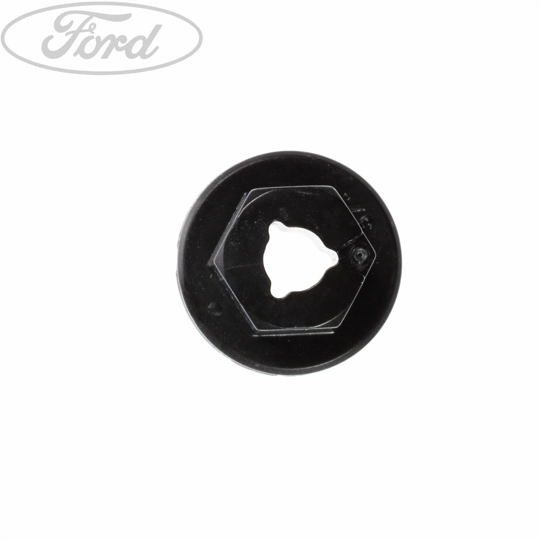 FORD PANEL CLIPS GREY X20 RIV 10