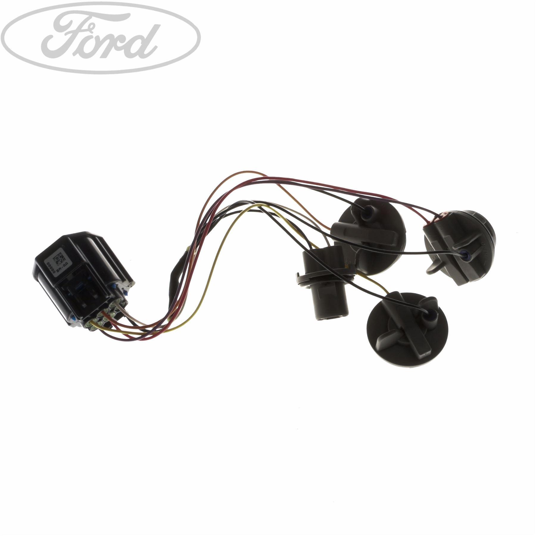 Genuine Ford Focus Mk3 Rear Lamp Bulb Holder Wiring 1709955 Ebay Metal Image Is Loading