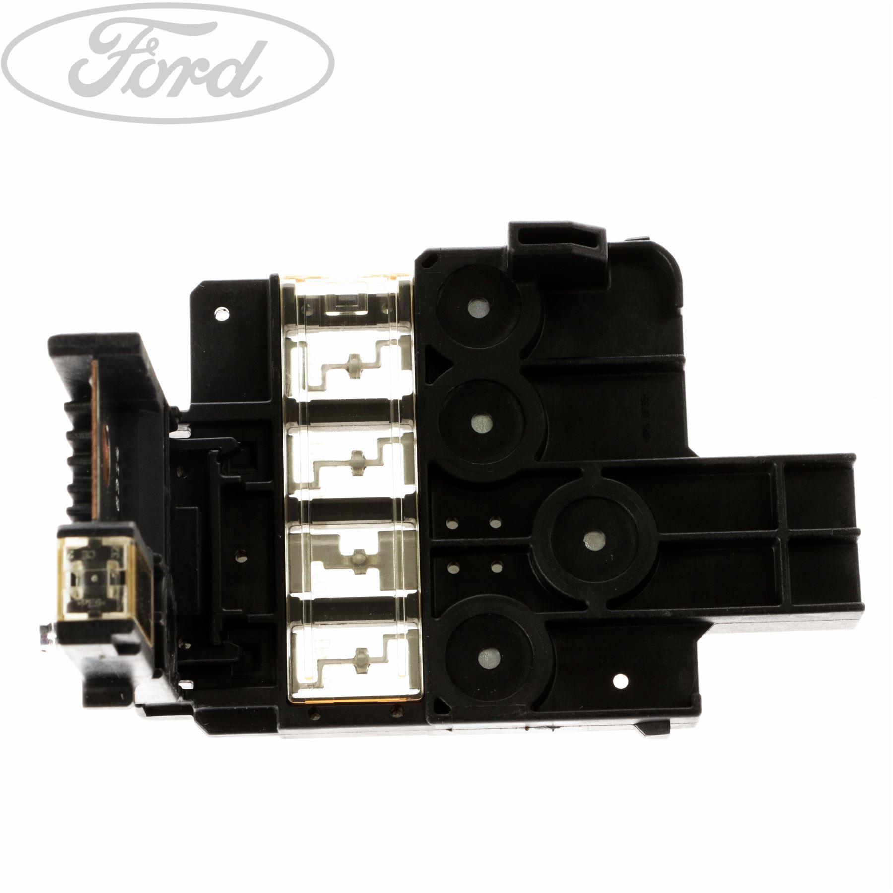 Genuine Ford Fiesta Mk7 Fuse Junction Panel 1520976 Ebay Box Diagram
