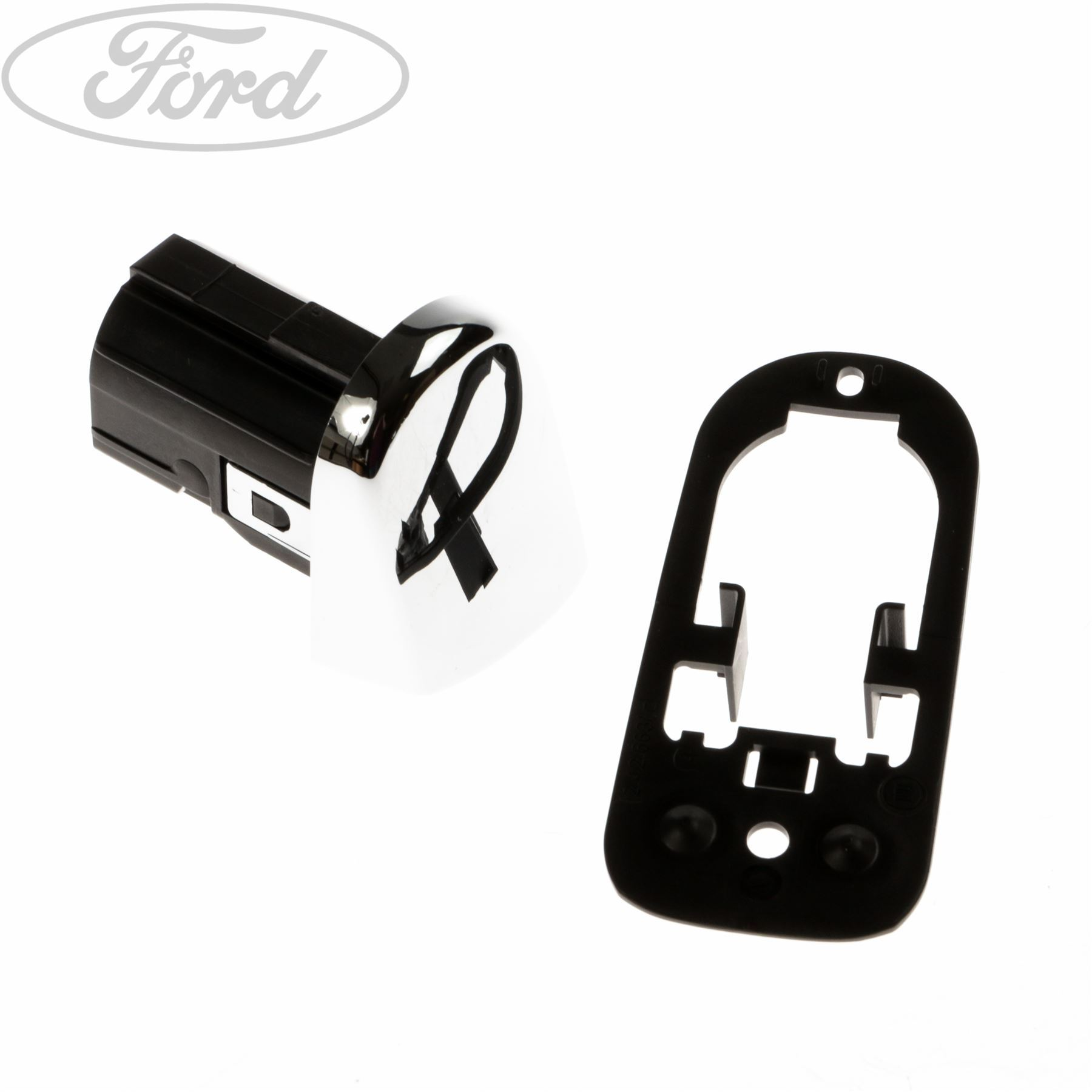 Genuine Ford Ka Front Outer Door Handle 1633072 Ebay Freightliner Xc Chis Auxilary Fuse Relay Box