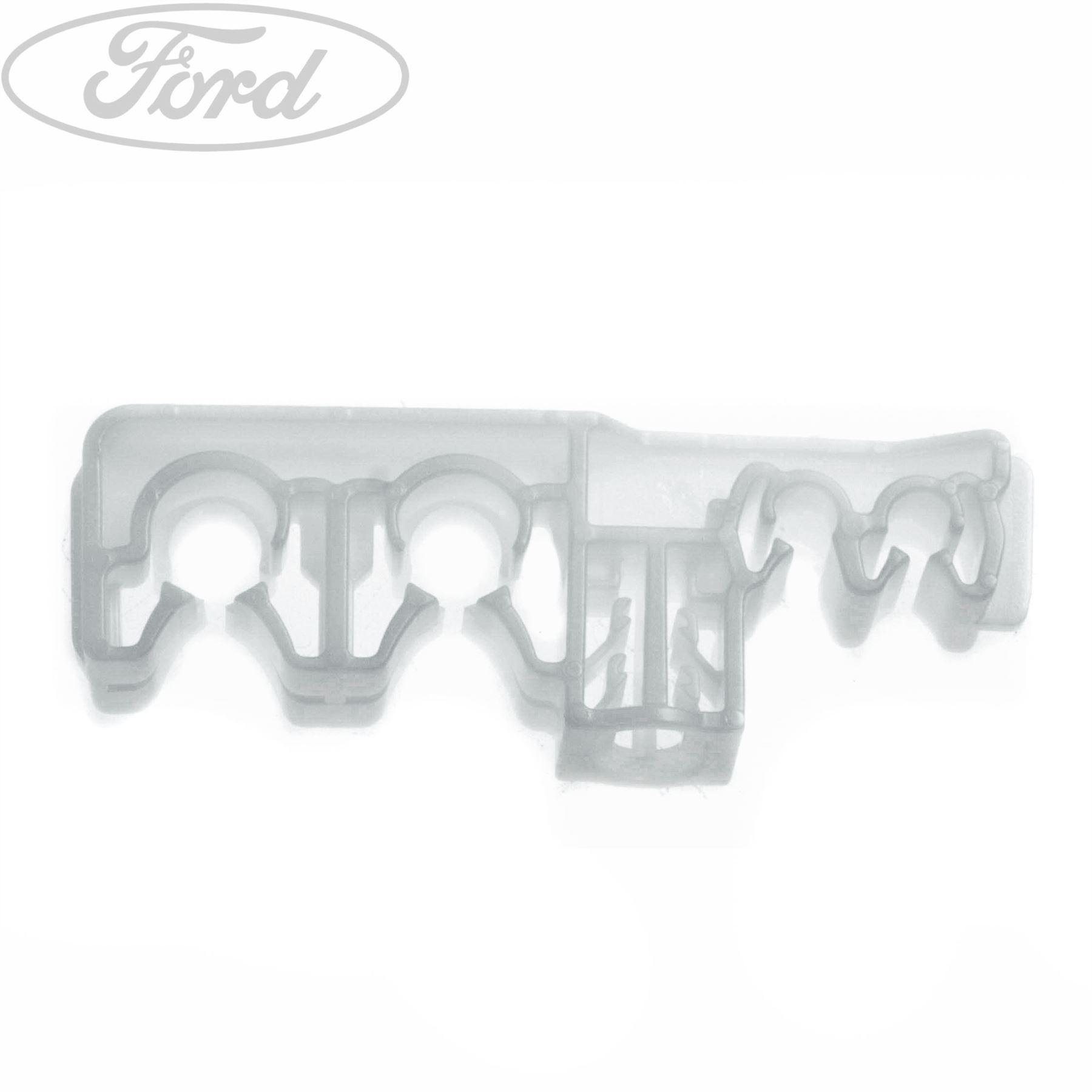 Genuine Ford Fiesta MK8 1.0 MK7 1.25 Petrol Fuel Line Clip 2008-Onwards 1559022