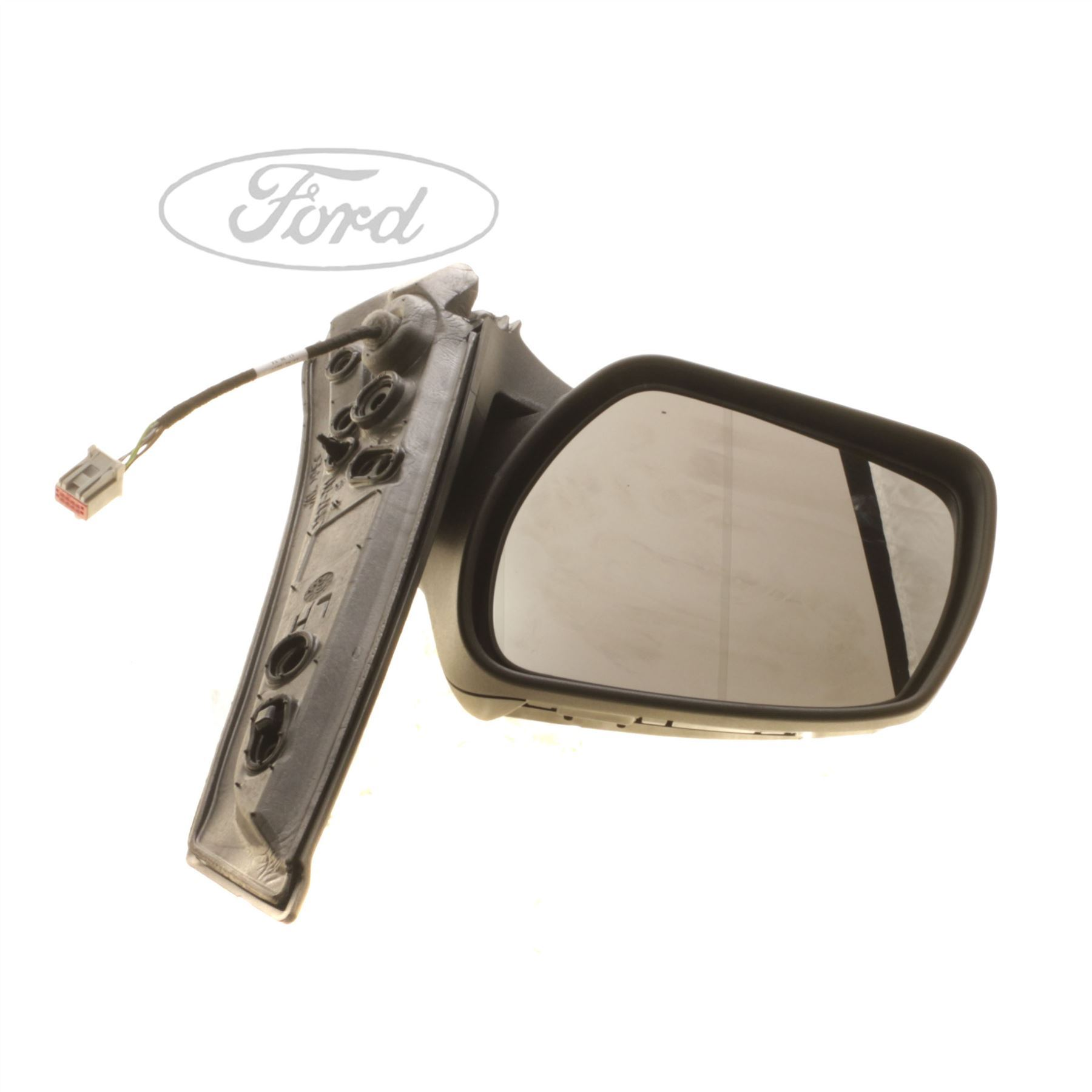 Genuine Ford C-Max Front N//S Left Wing Mirror Convex Power Heated 1615282