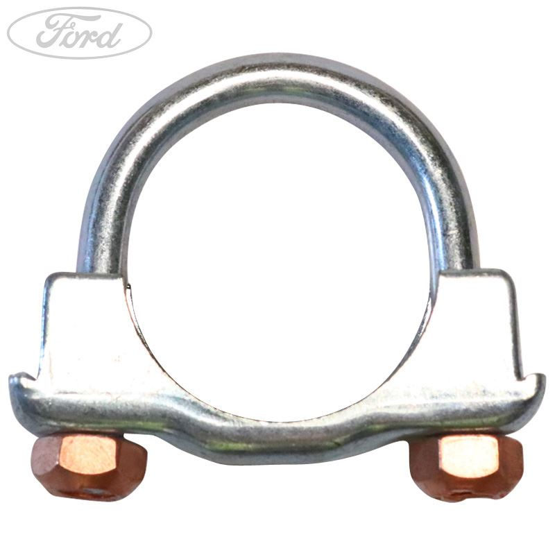 Genuine Ford 50.5mm Exhaust U Clamp 04//1976-1096823