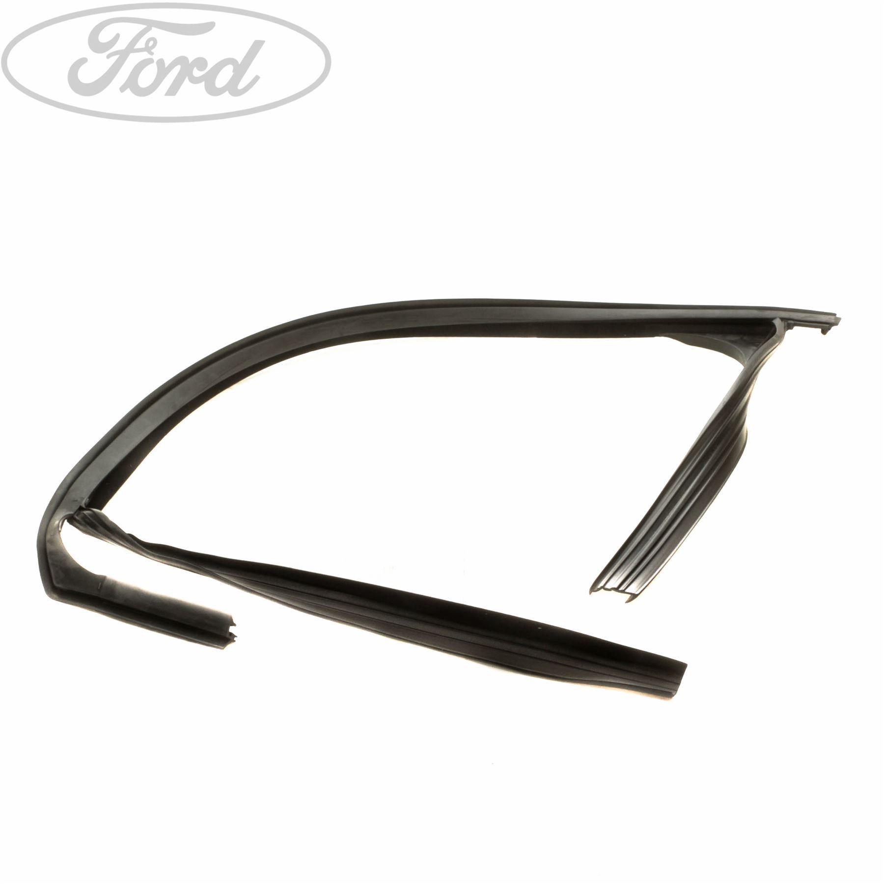 Genuine Ford Focus Mk2 Ns Front Door Glass Run Seal 1685044 Ebay