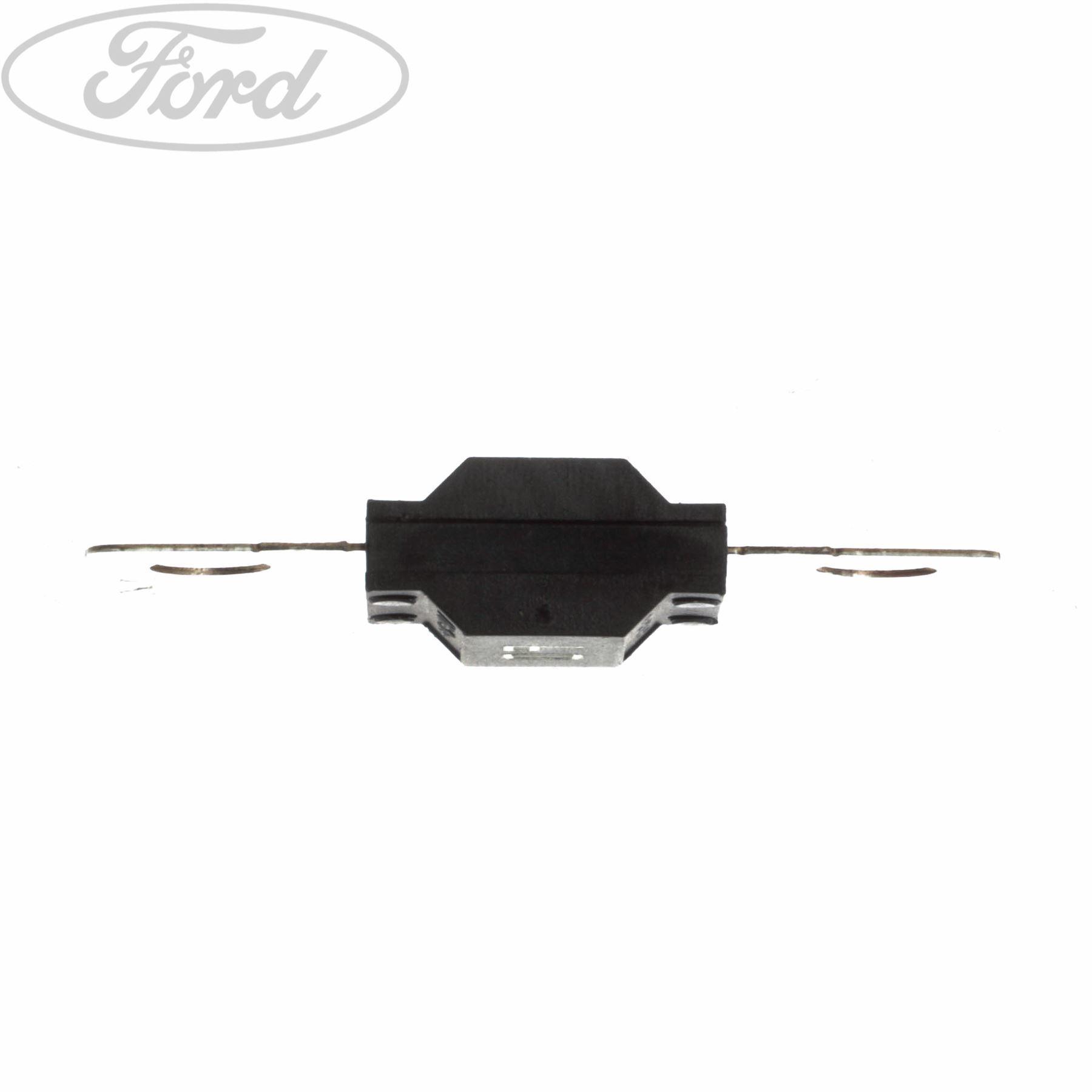 Genuine Ford Circuit Breaker 32 Volt 60 Amp Mega Fuse Yellow 1148214