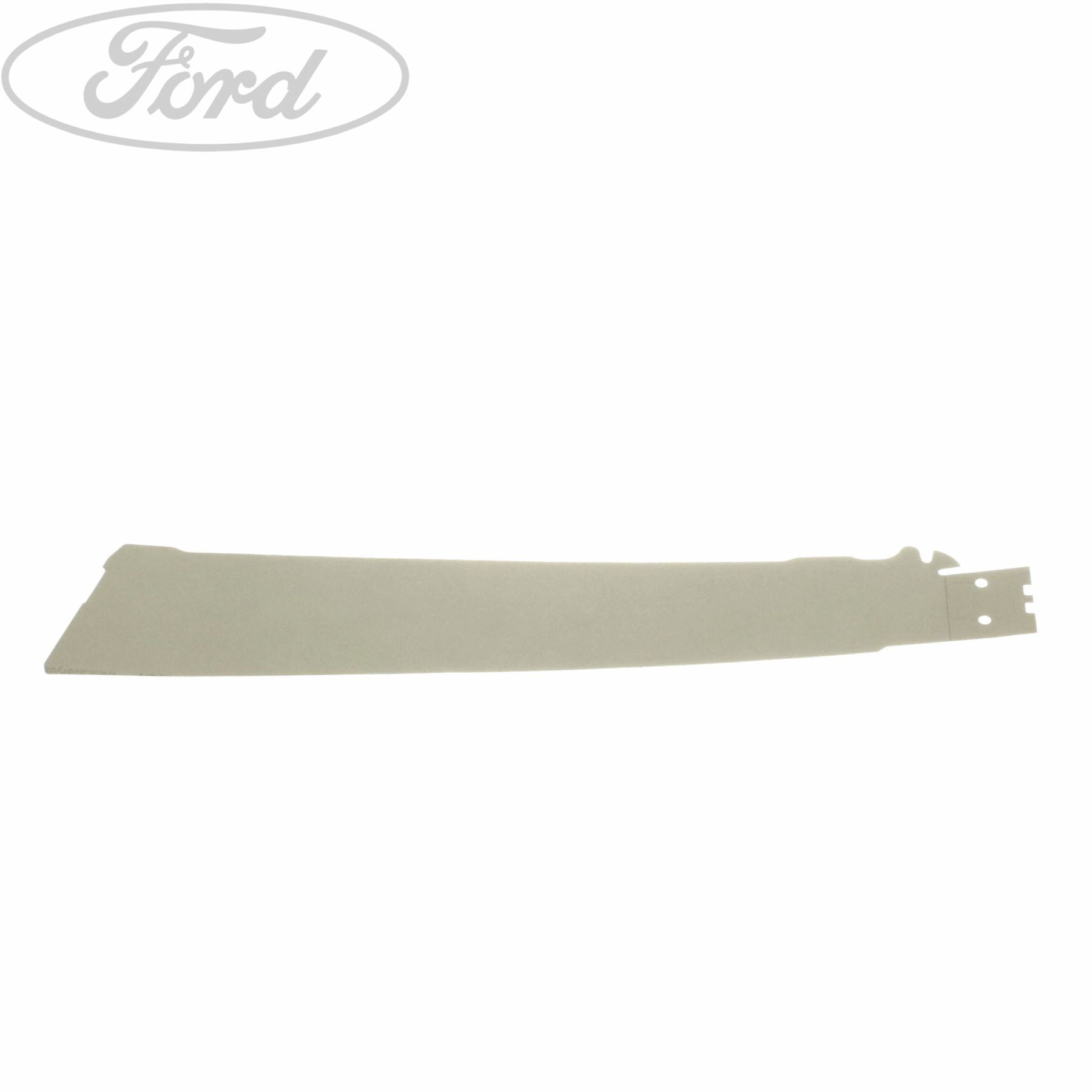 Genuine Ford Fiesta MK7 N//S Door Window Frame Moulding 1759195