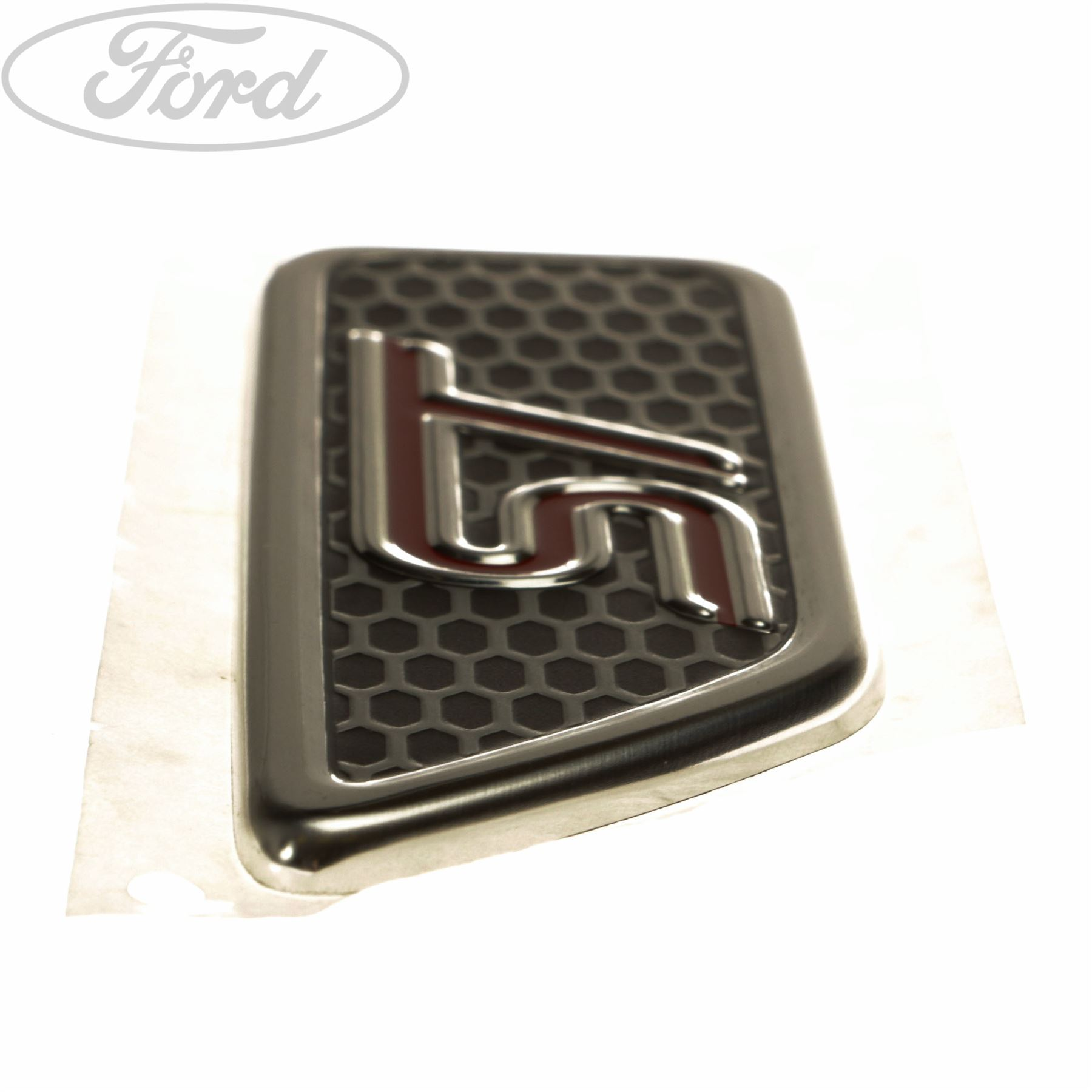 New Genuine Ford Focus ST Front Wing Badge LH 1520892