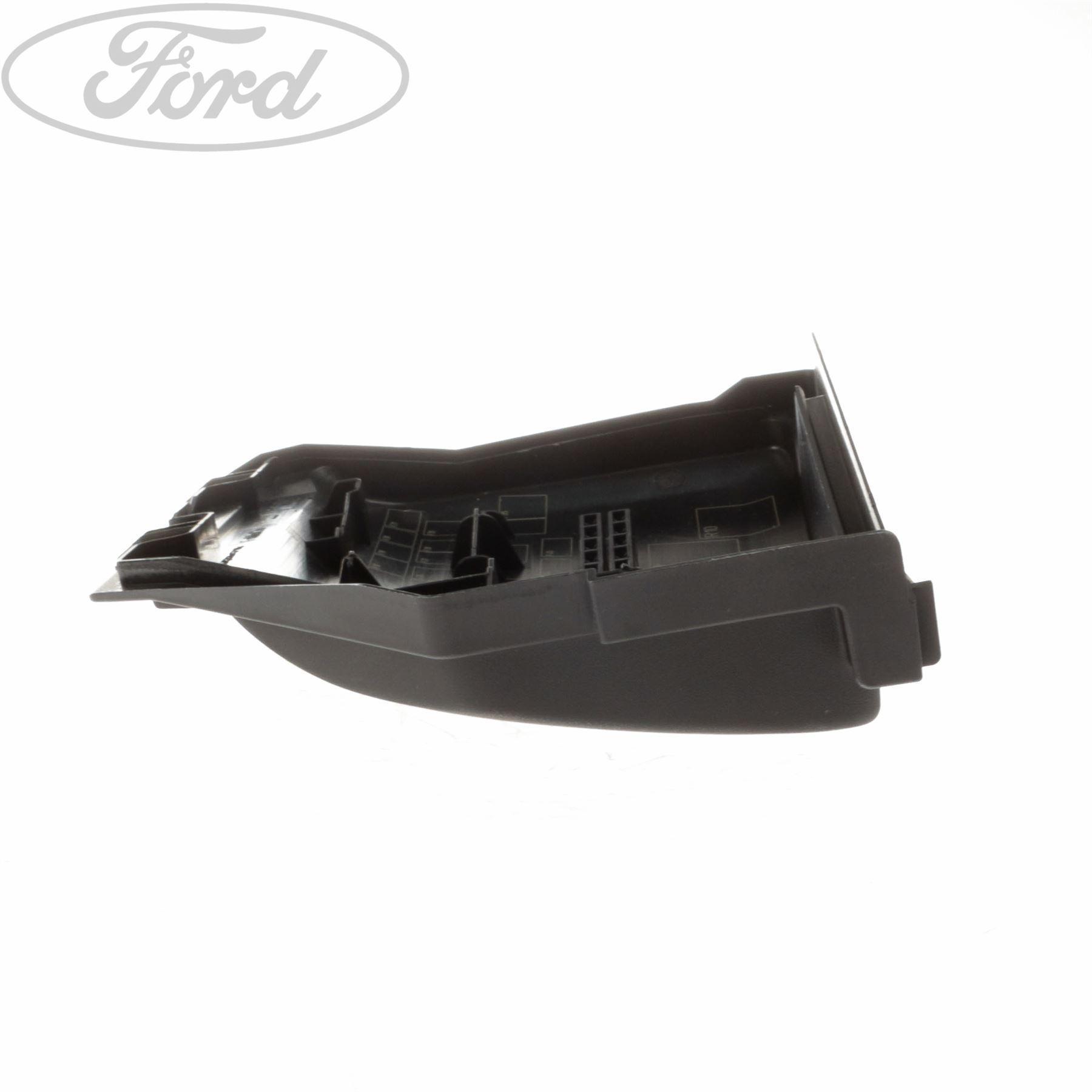 Genuine Ford Mondeo Mk4 Galaxy Wa6 S Max Additional Fuse Box Location Cover 1501113