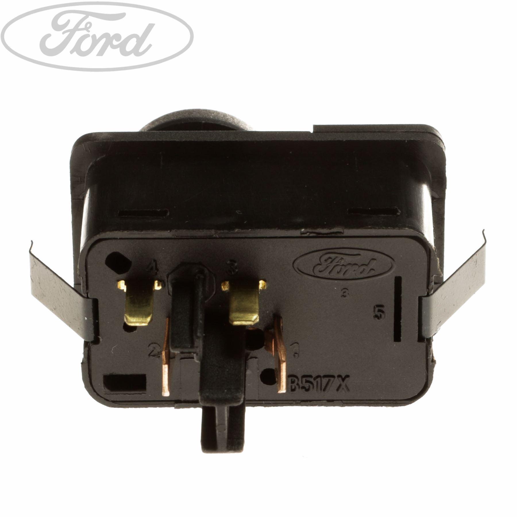 NEW Ford Fiesta COURTESY LIGHT SWITCH Door Light also for Capri Granada Corsa