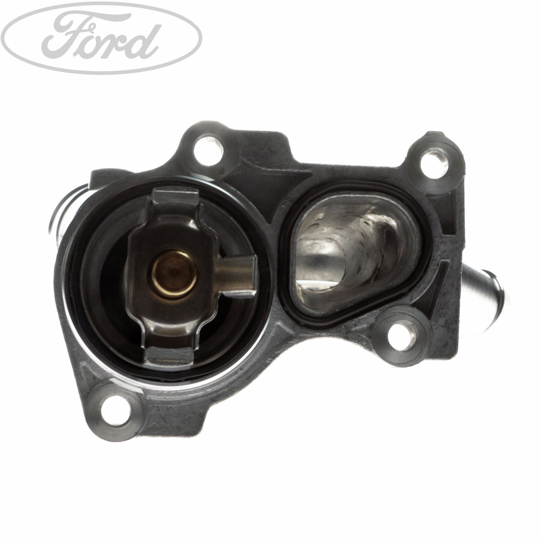 Genuine Ford Engine Coolant Thermostat 1767974 Ebay