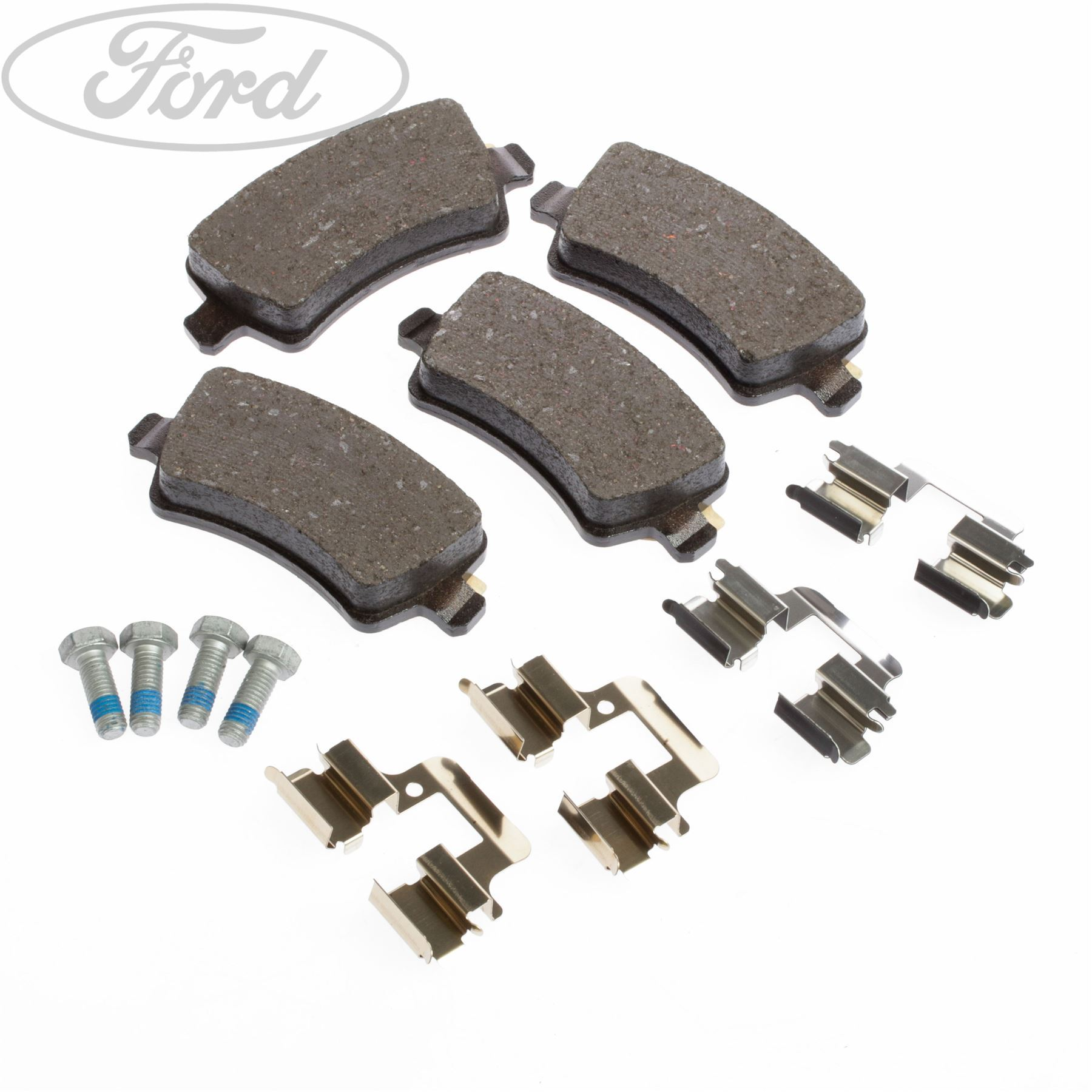 Genuine Allied Nippon Ford Focus Mk2 Galaxy Kuga Mondeo Mk4 SMAX Rear Brake Pads
