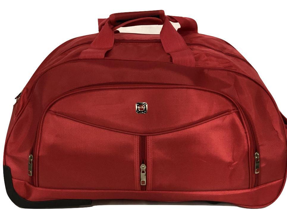 Small Medium Large Xlarge Wheeled Luggage Holdall Holiday Travel Cargo Bag case