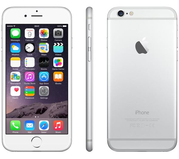 Apple-Iphone-6-Desbloqueado-Sim-Libre-16-64-128GB-Gris-Oro-plata-Telefono-inteligente