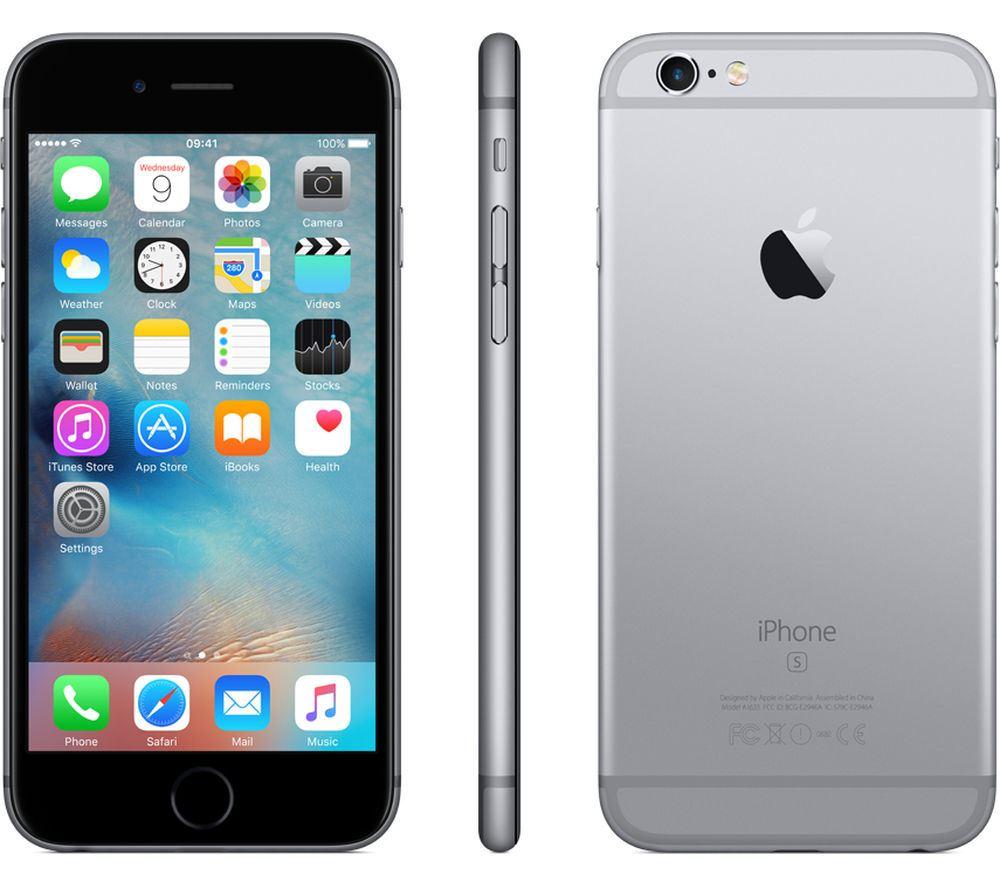 Apple-iPhone-6s-UNLOCKED-16-32-64-128GB-ALL-COLOURS-Smartphone miniatuur 5