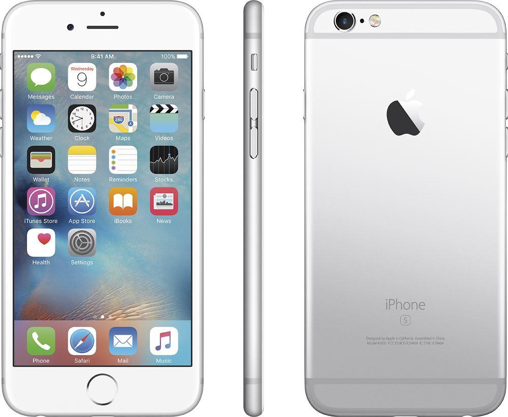 Apple-iPhone-6s-UNLOCKED-16-32-64-128GB-ALL-COLOURS-Smartphone miniatuur 4