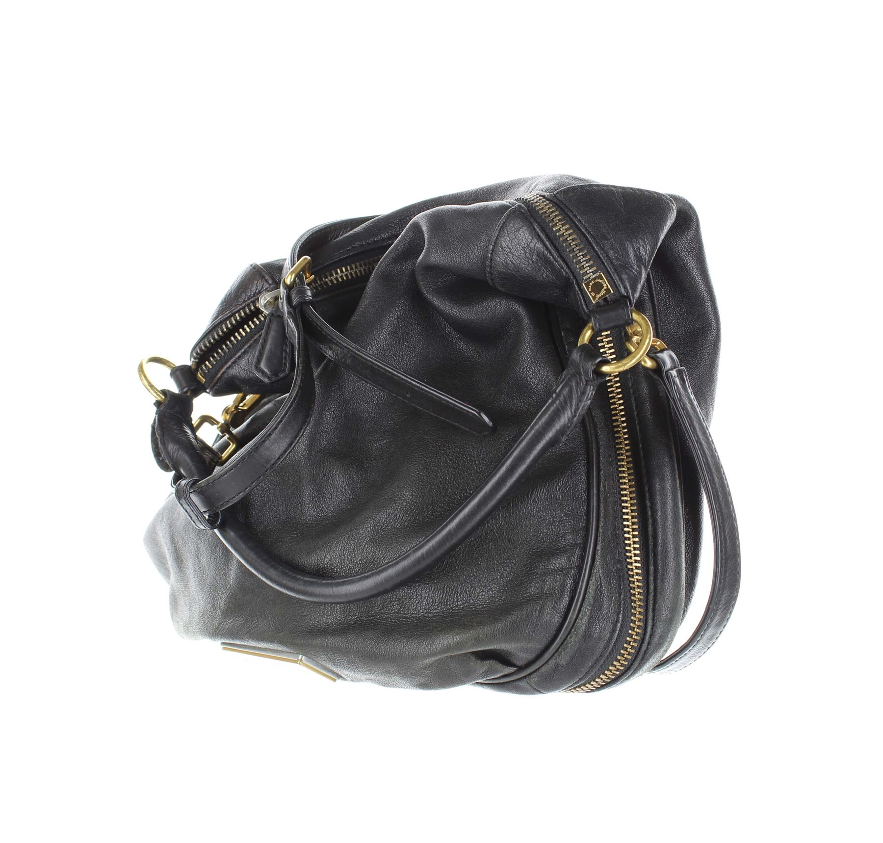 a1eec06830 MARC BY MARC JACOBS Borsa a tracolla in pelle nera, 13