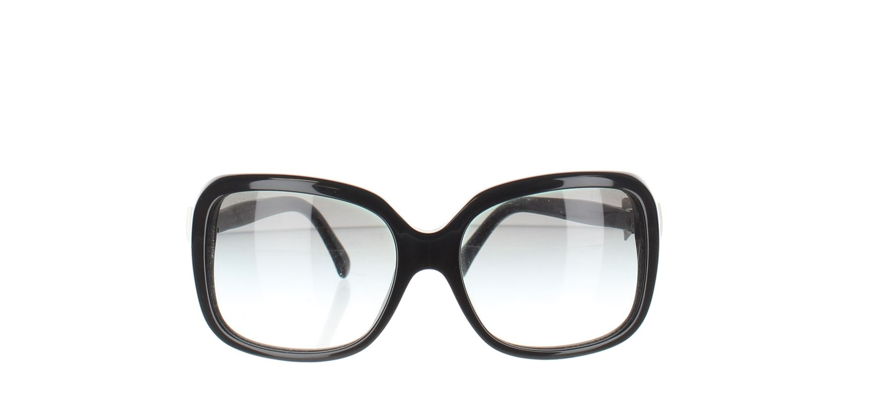 9fbb3f95a6 Dettagli su CHANEL occhiali da sole neri