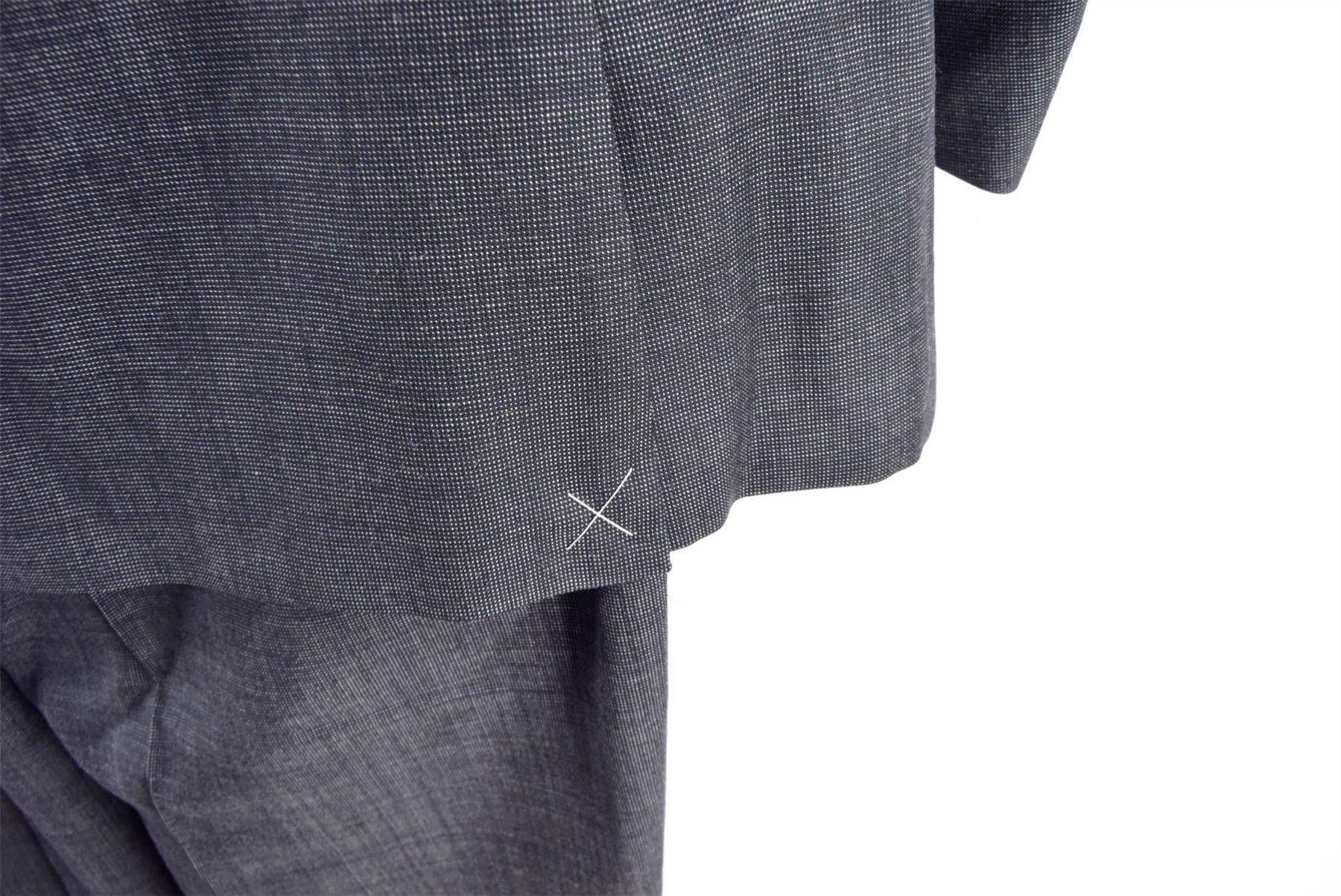 CORNELIANI Grigio 100 Grade completo di lana 99a2863d56e