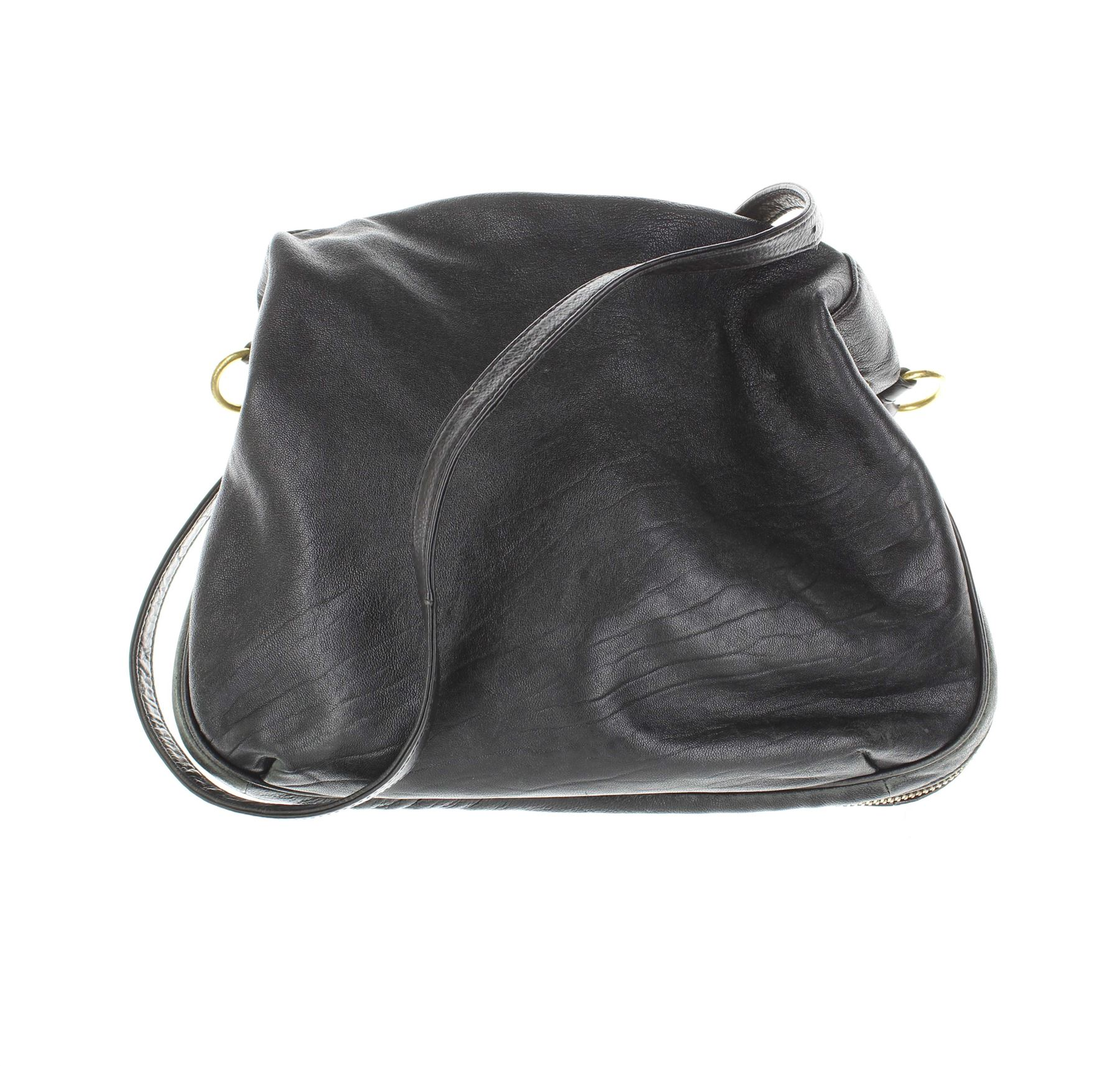 45b2d186ed MARC BY MARC JACOBS Borsa a tracolla in pelle nera, 13