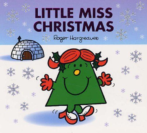 Little-Miss-Christmas-Little-Miss-Library-Hargreaves-Roger-New-Paperback