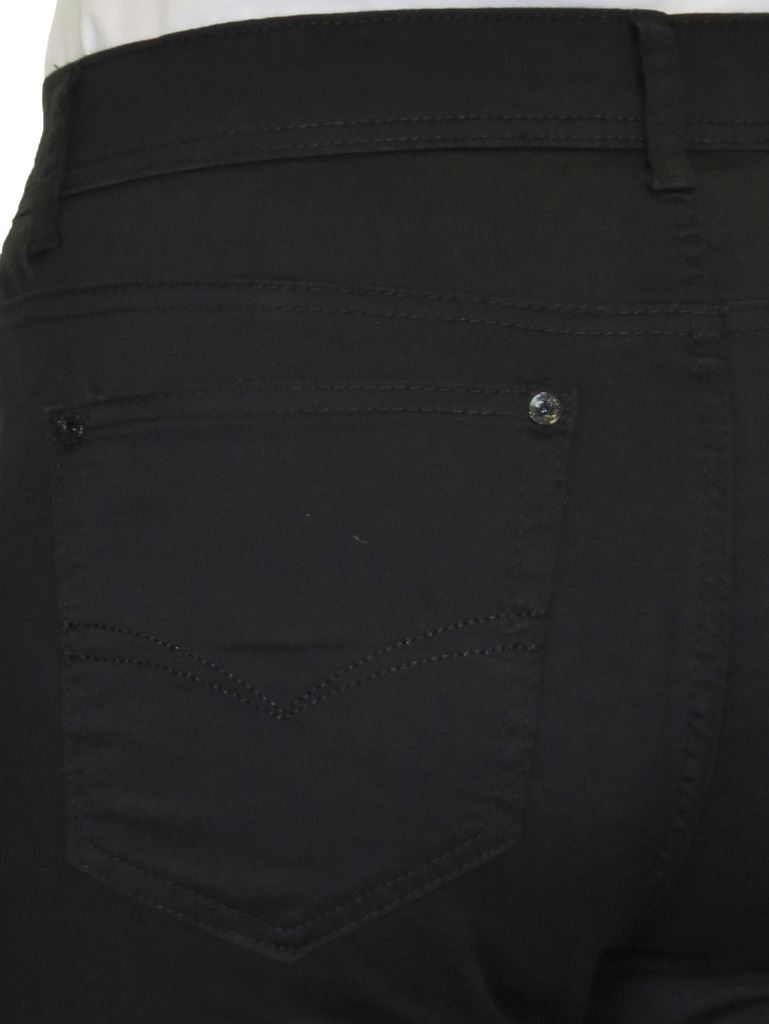 Ladies-Stretch-Stretch-Plus-Size-Jeans-Style-Shorts-Chino-Sheen-14-24 thumbnail 9