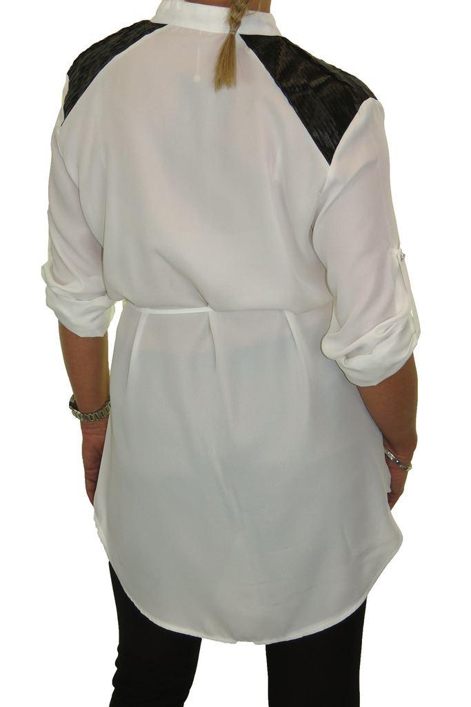 ICE-4093-Smart-Medium-Weight-Chiffon-Shirt-Blouse-8-16