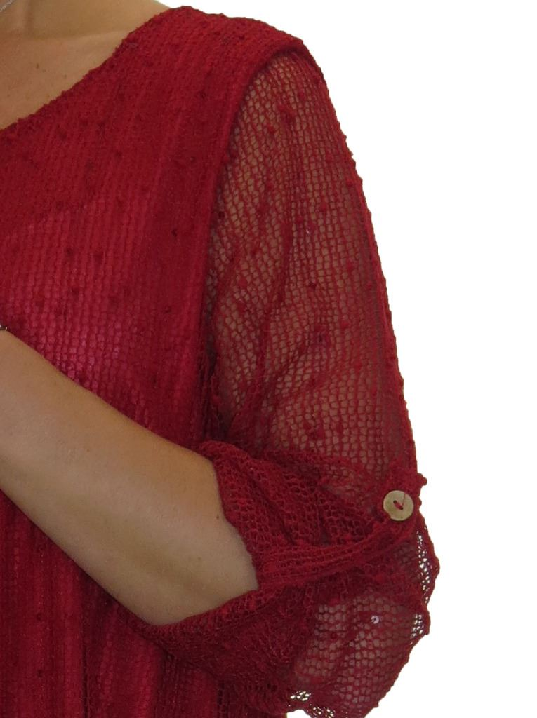 ICE-Ajuste-grande-tapa-neta-para-mujer-con-encaje-y-lentejuelas-40-50