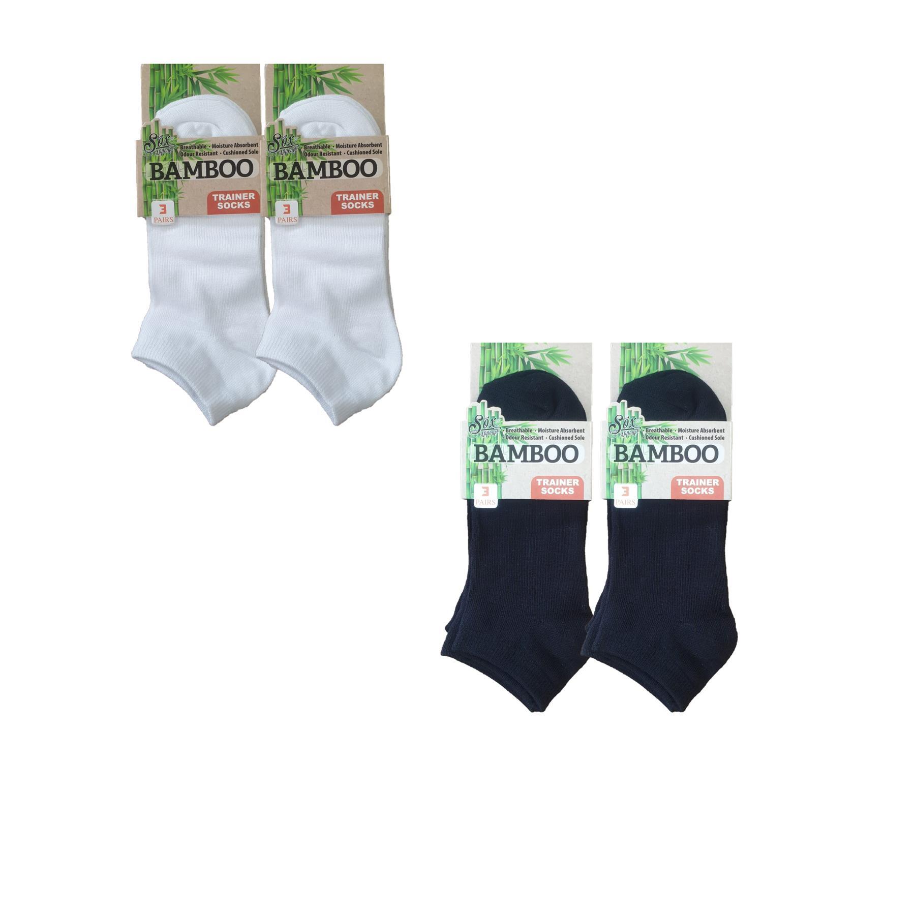 Women/'s Ladies  Bamboo Fibre Liner Socks Antibacterial Breathable  Size 4-7 UK