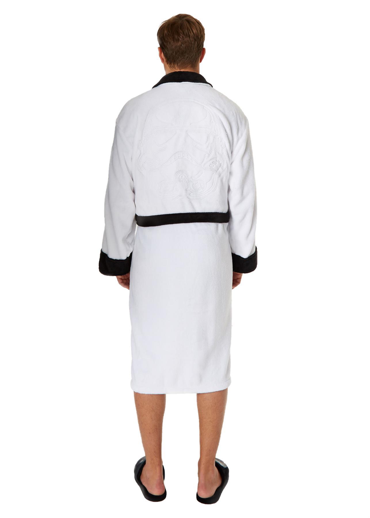 Stars Wars Baby Yoda Chewbacca Jedi Trooper Vadar Kylo Ren Robe Dressing Gown Ebay