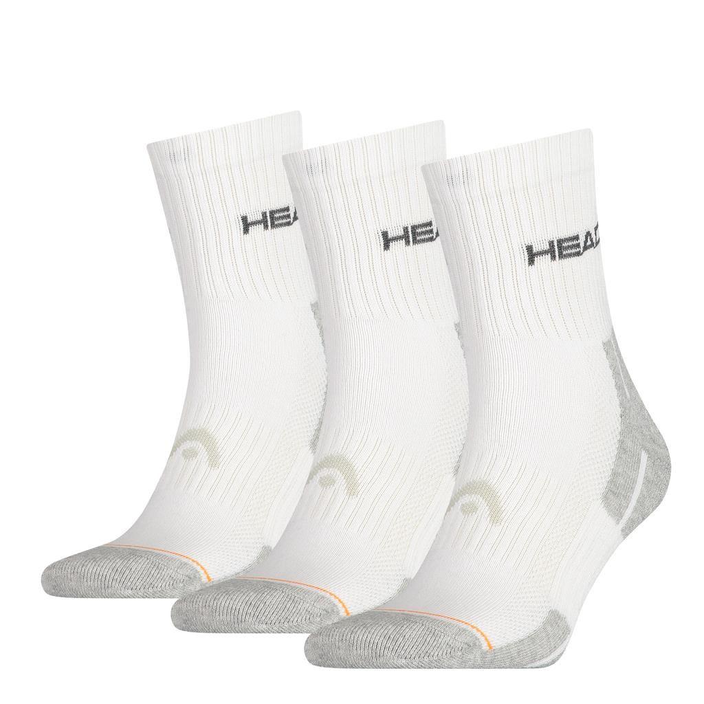 c1ada55b5 3 Pack Head Mens Womens Unisex Performance Short Crew Sports Socks ...