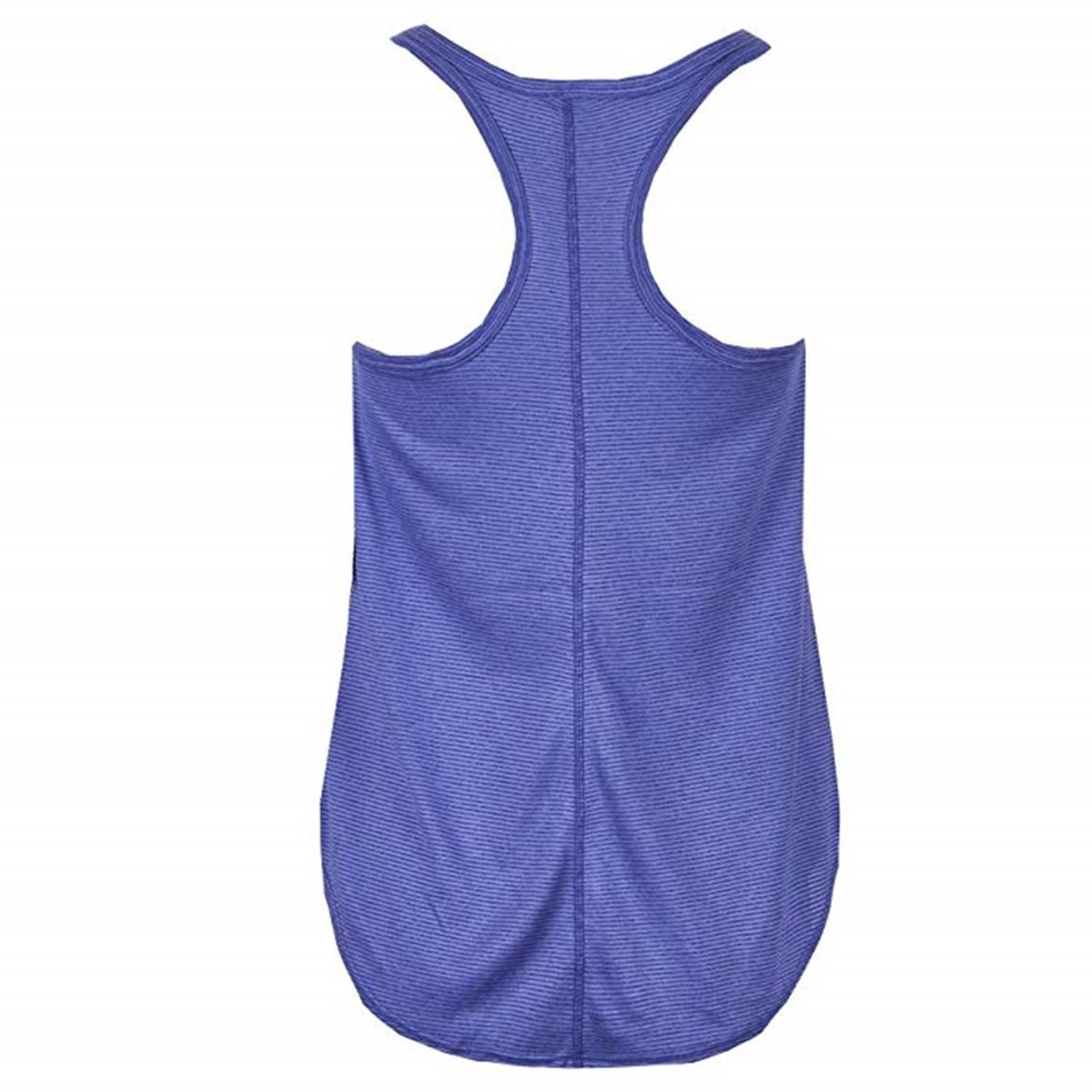 Ladies-Womens-Red-Tag-Active-Racer-Back-Yoga-Gym-Exercise-Vest-Tank-Top thumbnail 17