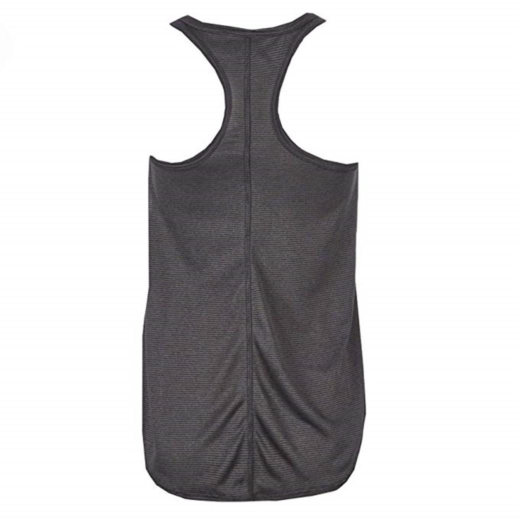 Ladies-Womens-Red-Tag-Active-Racer-Back-Yoga-Gym-Exercise-Vest-Tank-Top thumbnail 7